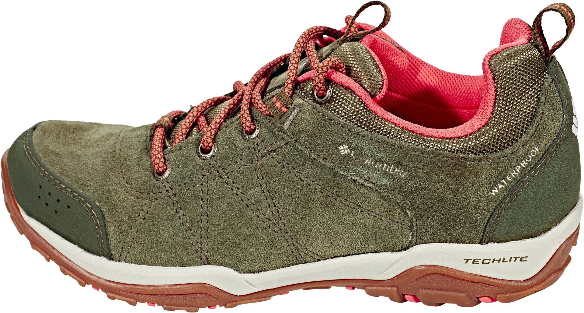 Venture Columbia Chaussures Olive Low Waterproof Sur Femme Fire pqxwIq5YnS